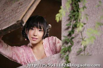 2008版《金瓶梅》—早川濑里奈