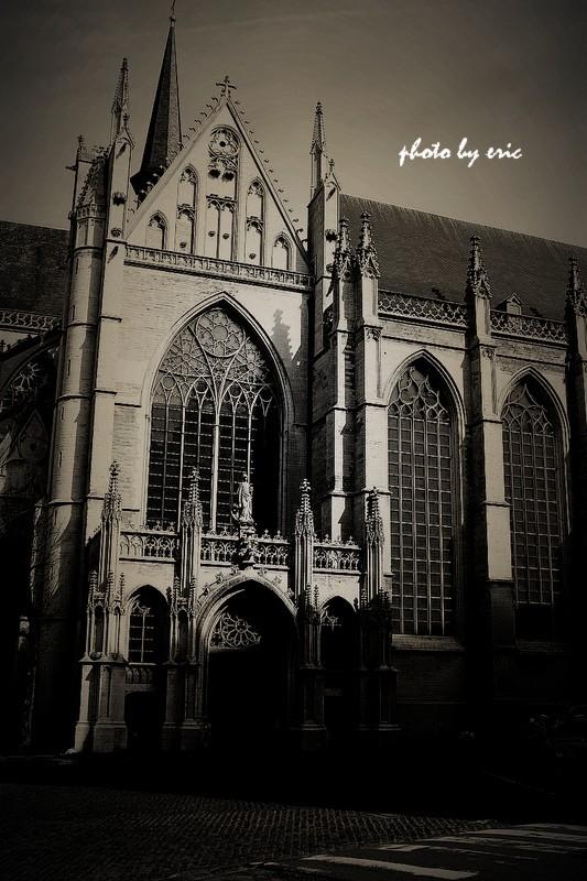 eric游欧洲之比利时——黑白布鲁塞尔
