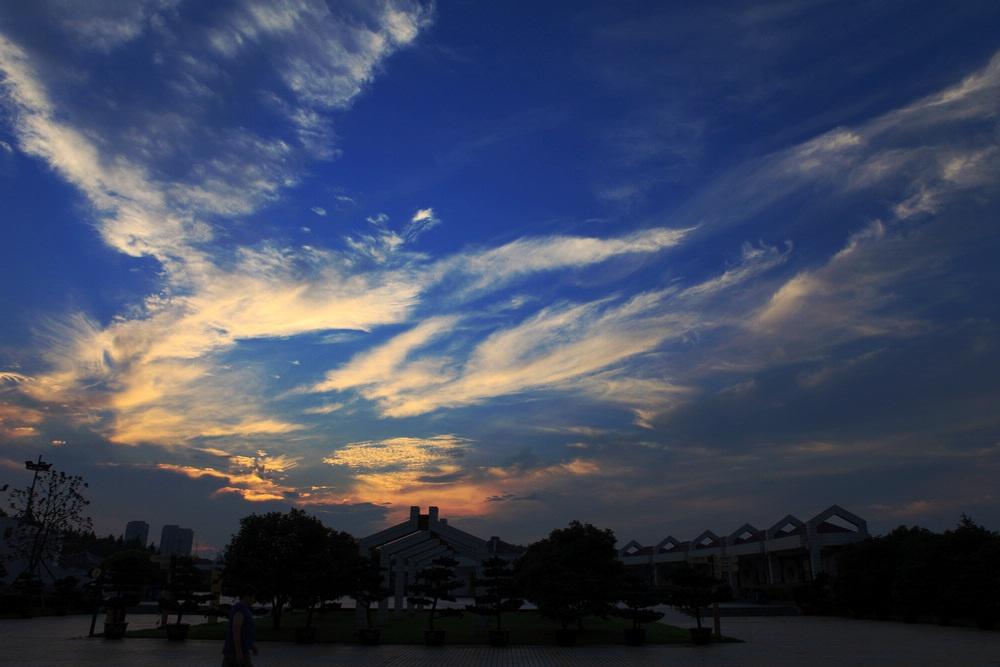风景]公园的早晨