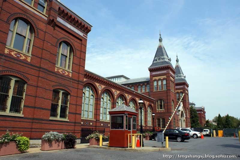 风尚设计美国考察之美式建筑风格图片
