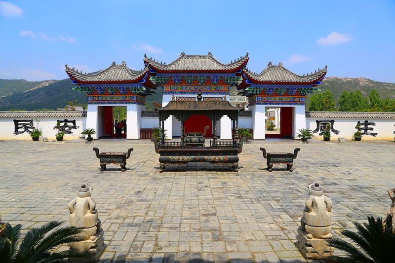 江西兴国三僚村:中国风水文化第一村