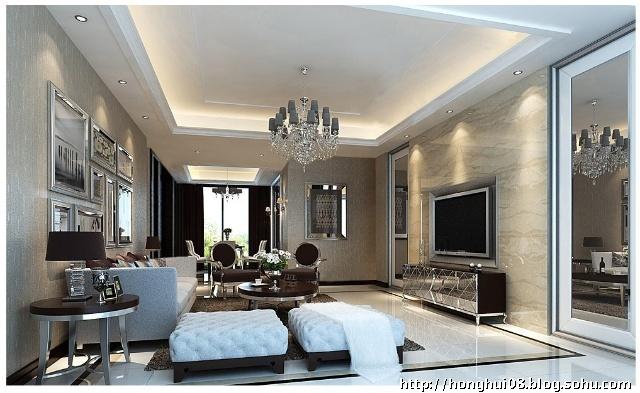 室内设计家具手平面绘图