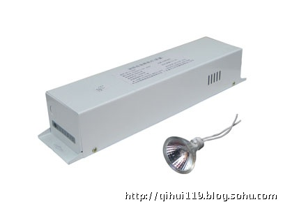 35w卤素石英灯应急电源