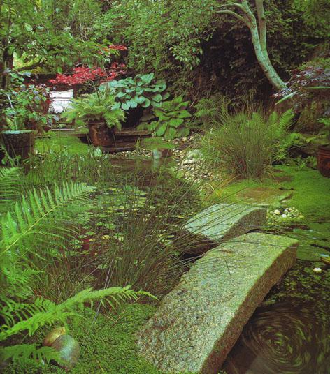 别墅庭院设计中的景观水体设计