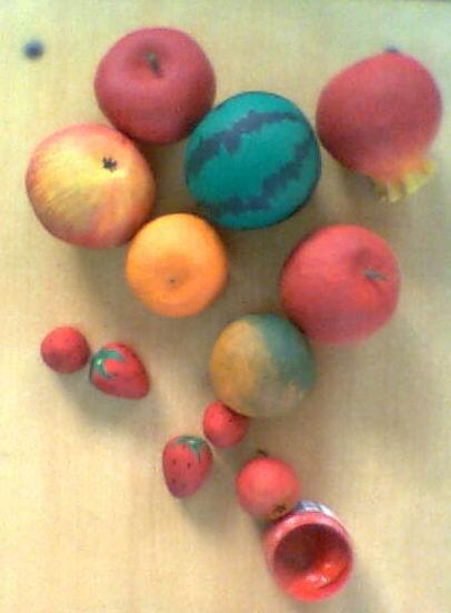 纸浆气球动物作品图片