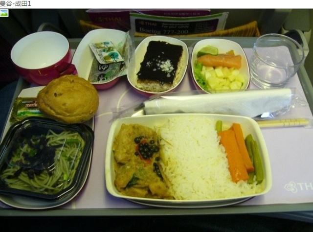 飞机上的大餐--各个航空公司餐食大比拼-朗迈网络