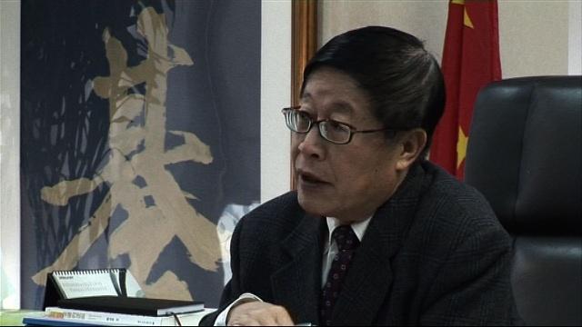 百年清华 访优秀企业家 四通集团董事长段永基先生