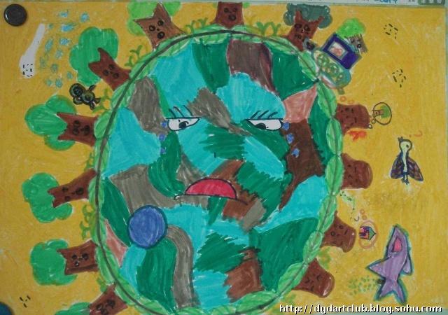 画一幅关于环保的画 画一幅关于环保的画图 画一幅关于环保的图画