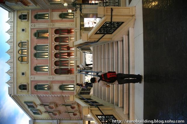 欧式房地产建筑设计欧式别墅设计欧式商业街和步行街设计