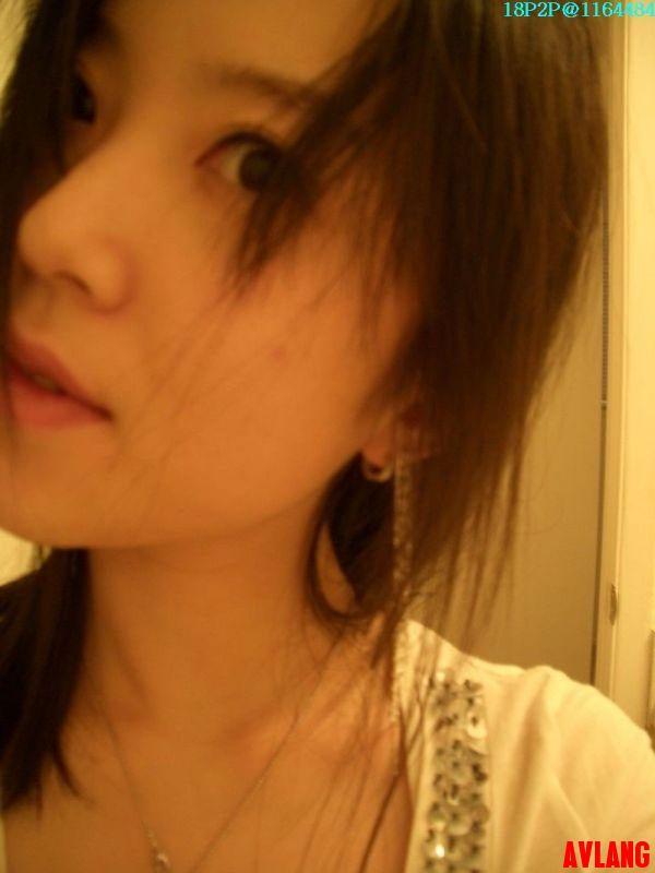 杭州大学校花小薇自拍门
