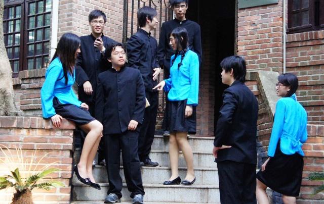 大学生毕业季狂欢派对[贴图] - 菁菁校园 - 华声
