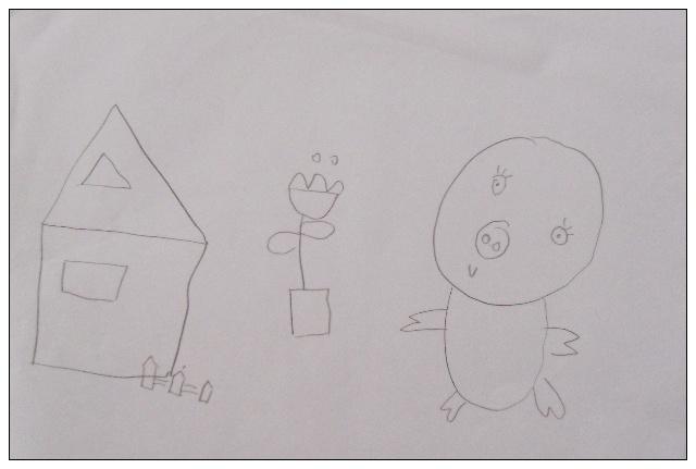 简笔画 手绘 素描 线稿 640_431