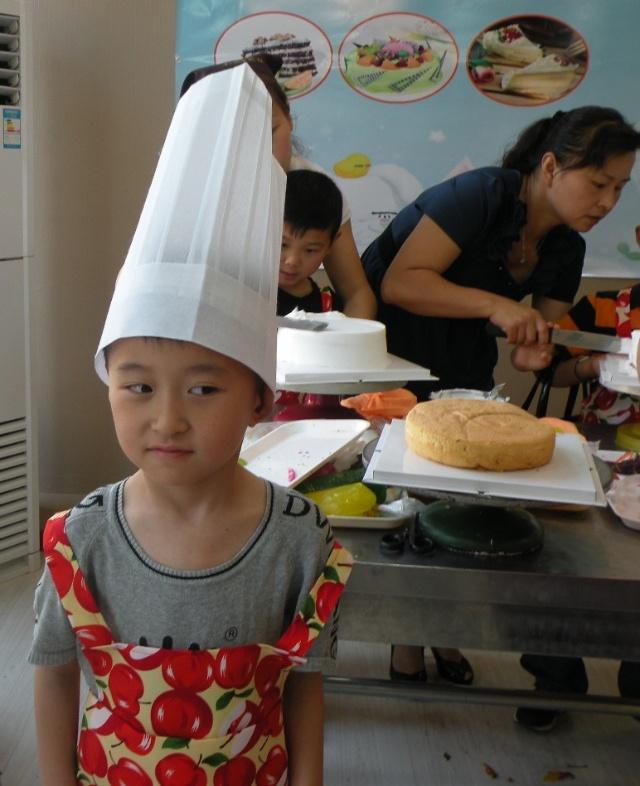 幼儿厨师帽手工制作步骤