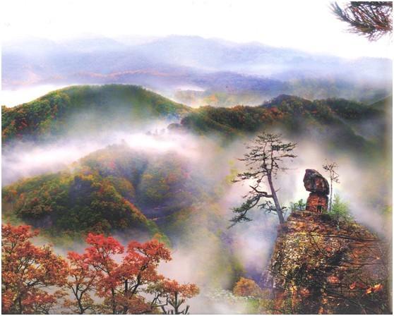 《华亭县旅游业发展总体规划》顺利通过评审-大地风景