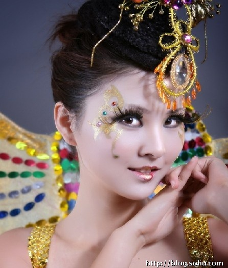 舞台彩妆-爱丽莎韩妆教育-搜狐博客