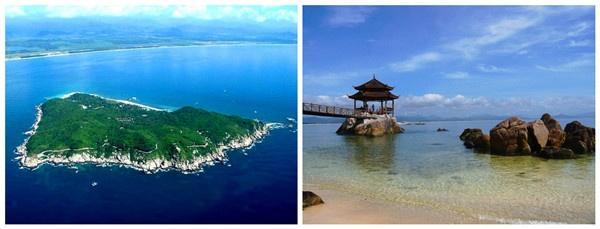 情人岛——蜈支洲岛