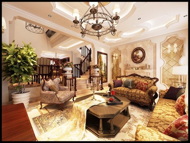 装饰公司   物业类型:别墅 装修造价:19万 施工单位:   建筑面