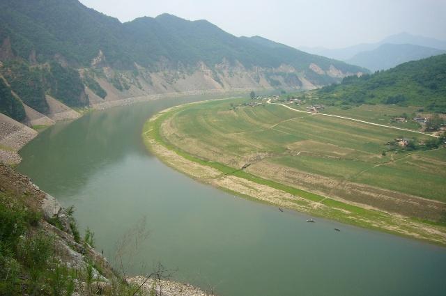 最美山水风景图北方
