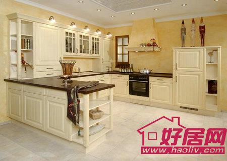 完美设计 经典厨房装修案例赏析