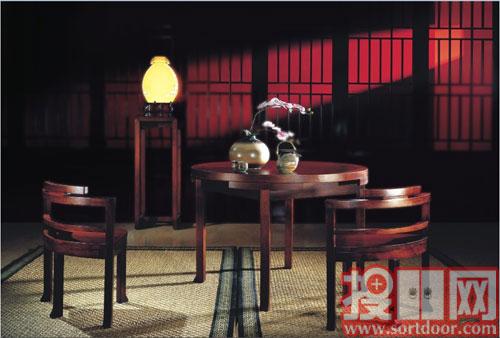 青岛一木:汉源居系列,中式家具的典范