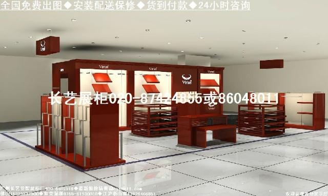 设计图片/服装店木质货架大全/服装店装修货架███