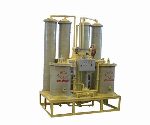 洛阳东信是专业生产锅炉软化水处理设备的厂家