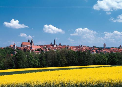 德国童话故乡风景
