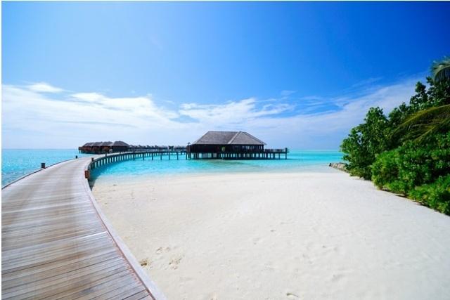 马尔代夫双鱼岛介绍