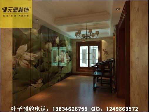 领秀铭筑244欧式装修案例效果图; 三盛颐景蓝湾-复式-224㎡-客厅装修