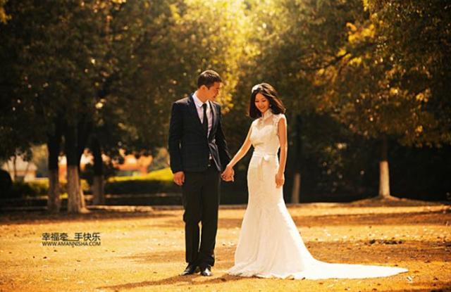那么我们又该如何挑选出适合自己的松江婚纱照风格呢?不用担心,