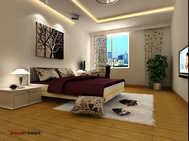 鼎盛华城139平三居室装修图片高清图片