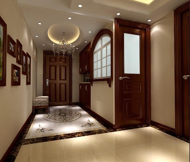 北京实创装饰公司,实创装修-15万大包装修新康家园170平复式清新雅居!